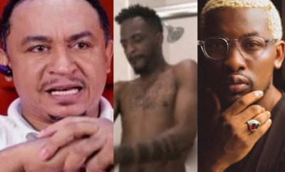 Dotun disagrees with Daddy Freeze after he said it is 9ice