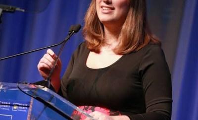Transgender Senator, Sarah McBride gives epic response to someone who asked if she