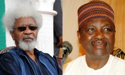 Nothing to forgive - Soyinka speaks on relationship with Gowon years after he arrested him and placed him in solitary confinement
