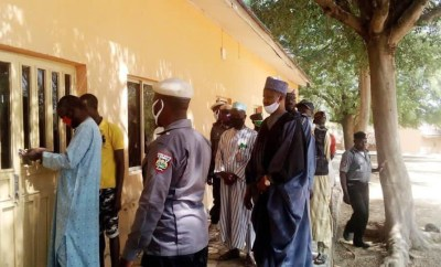 Hisbah officials allegedly conducts Door-to-Door search for ?Sinners? in Kano (photos)
