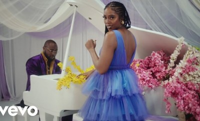 Tiwa Savage Park Well video download