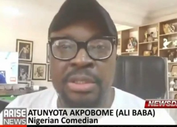 Anyone who says there is no COVID19 is an idiot - Alibaba says as he shares more details about his experience at an isolation center (video)