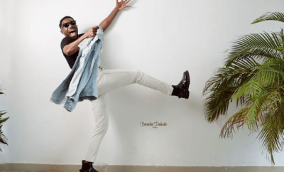 Timi Dakolo celebrates 40th birthday
