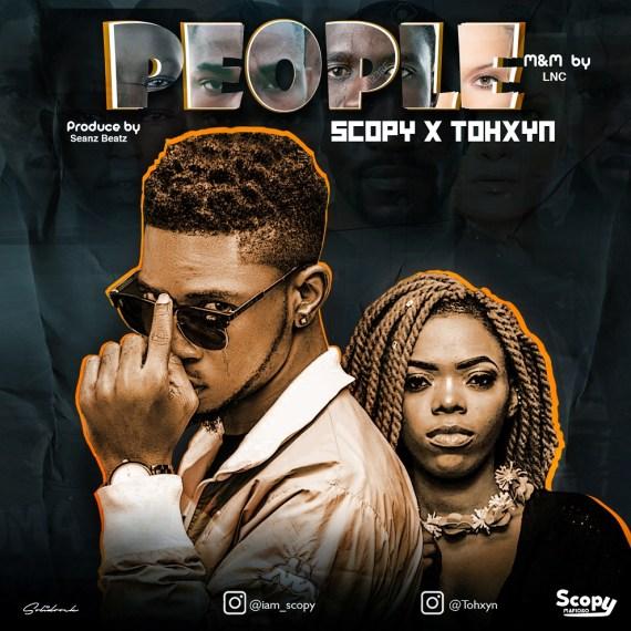 Scopy ft. Tohxyn - People