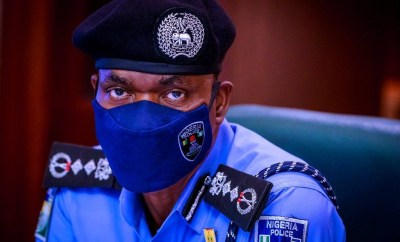 IGP orders police officers to enforce COVID19 regulations