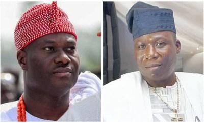 ?Forgive me?- Yoruba activist, Sunday Igboho apologizes for insulting the Ooni of Ife
