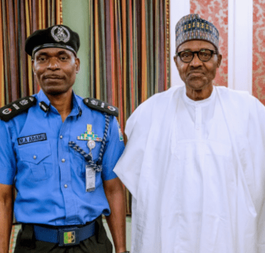 President Buhari extends IGP Mohammed Adamu?s tenure by three months