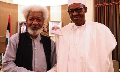 School abductions: We are very close to accepting a culture of the unacceptable - Soyinka