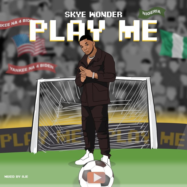 Skye Wonder - Play Me
