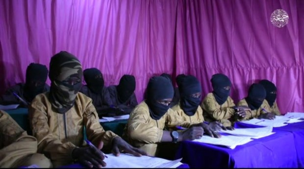 Boko Haram releases video showing children undergoing religious and combat training in a camp