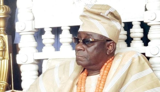 m and N17m was stolen from my palace during the #EndSARS crisis ? Oba Akiolu
