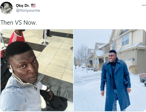 Nigerians in diaspora share their amazing transformation after relocating abroad