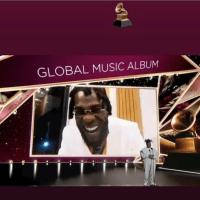 #GRAMMYs - Burna Boy Wins Best Global Music Album At 2021 Grammys [Video]