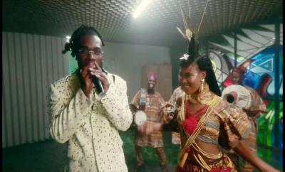 Watch Burna Boy