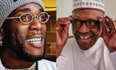 We are proud of your path-breaking achievements - President Buhari congratulates Burna Boy on his Grammy award