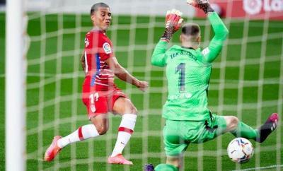 Darwin Machis scores for Granada