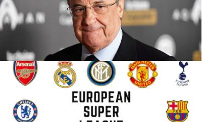 Real Madrid chief Perez blasts orchestrated campaign by UEFA and insists plan for European Super League is still alive
