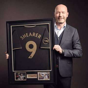 Football icons, Alan Shearer and Thierry Henry inducted into Premier League Hall of Fame (photos)