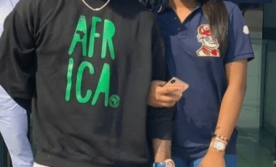 Singer, Davido celebrates Chioma on her birthday
