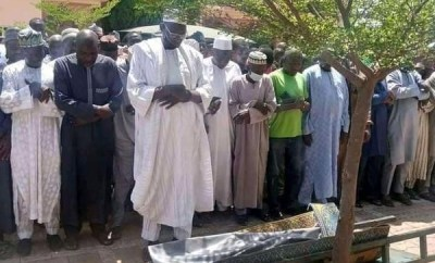 Update: 6-year-old boy killed by abductors after ransom payment laid to rest in Kaduna