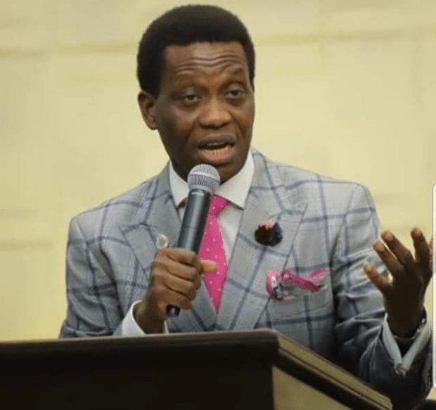RCCG Overseer, Pastor E.A. Adeboye, loses son, Dare Adeboye