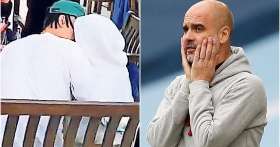 Tottenham star, Dele Alli sparks dating rumours with Pep Guardiola?s daughter as they are spotted