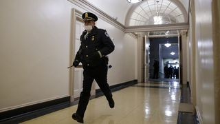 More than 70 officers have left U.S. Capitol Police force since Jan. 6 riot