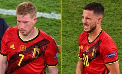 De Bruyne and Hazard