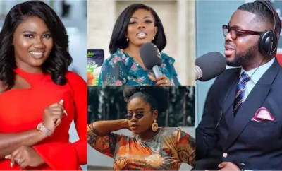 Media personality, Abena Korkor calls out colleague, Kojo Yankson, for allegedly sleeping with her and two other celebrities at the same time