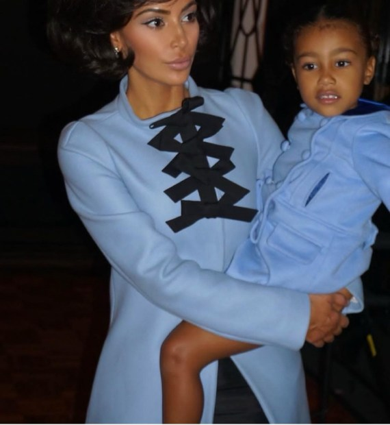 Kim Kardashian celebrates daughter, North, on 8th birthday with loving note and throwback photos of them together