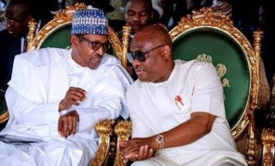Insecurity: It is not only to borrow money for Nigeria that you?re in charge - Wike tells President Buhari