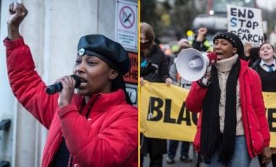 Update: Man, 25, is arrested over shooting of  UK Black Lives Matter activist, Sasha Johnson.