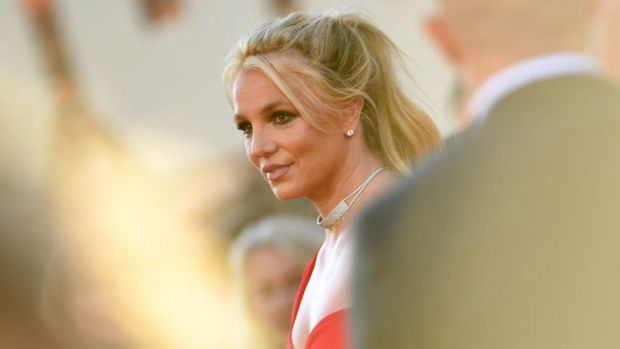 Britney Spears in Hollywood on 22 July 2019