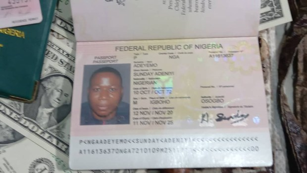 DSS declares Sunday Igboho wanted, parades his