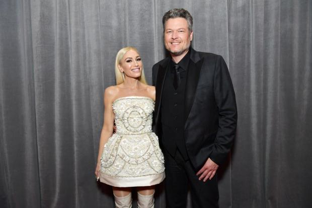 Gwen Stefani and Blake Shelton and get married during intimate ceremony in Oklahoma