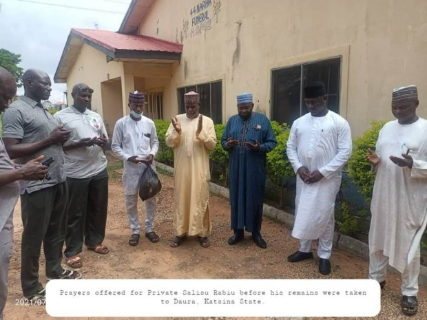 Kaduna school abduction: Governor El-Rufai mourns Army and Navy personnel who died while defending students