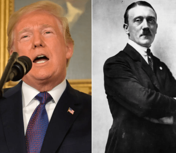 Donald Trump said Hitler ?did a lot of good things?, new book claims