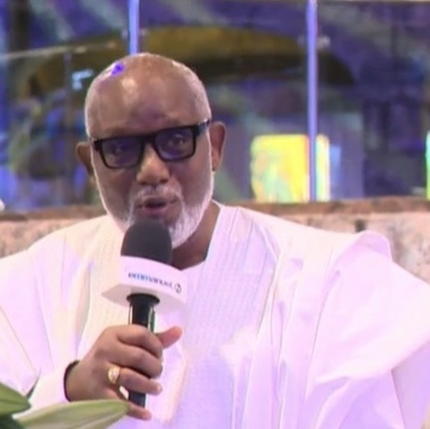 Akeredolu says TB Joshua gave him money after he won the election