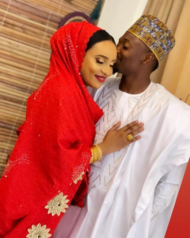 Nigerian footballer, Ahmed Musa marries another wife