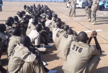 Military releases 1,009 ex-Boko Haram fighters to Borno government