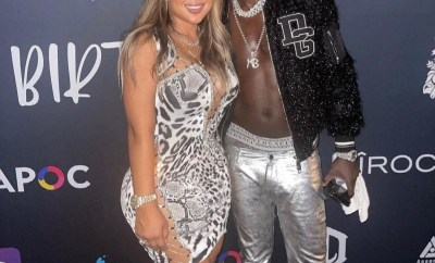 """""""Ladies, regardless of what we put you through, stay loyal to your man,"""" Michael Blackson advices women after he proposed to his girlfriend"""