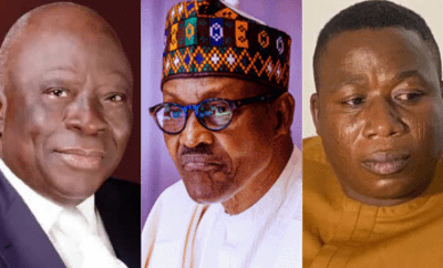 ?We call on God to deal with Buhari?- Afenifere chieftain Ayo Adebanjo kicks over Igboho?s arrest