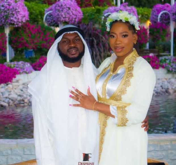 Bolanle (Pepper Dem) speaks for the first time after her husband sent her packing less than 6 months after their wedding