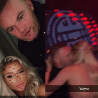 Photos of Wayne Rooney Passed Out in Hotel With Semi-Naked Girls Emerges [Photos]