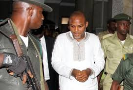 Court rejects Nnamdi Kanu?s request to be moved from DSS custody to Kuje prison
