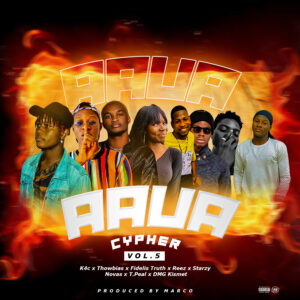 AAUA Cypher - Volume 5