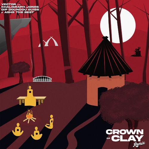 Vector – Crown Of Clay (Remix) ft Khaligraph Jones, Dip Doundou Guiss & Ashs The Best