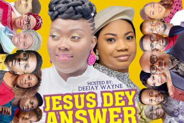 Gospel Mix: Emerald Music Ent. - Jesus Dey Answer (Mixed by Deejay Wayne)