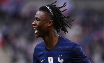 Camavinga became the youngest France international since 1914 last year