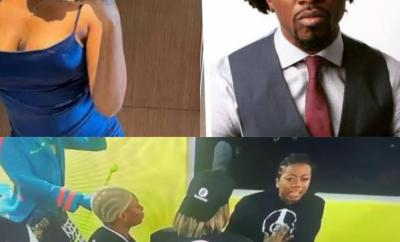 #BBNaija: ?Your biggest achievement is Big brother, fuvk you? - Angel and Boma fight dirty after he accused her of calling him a